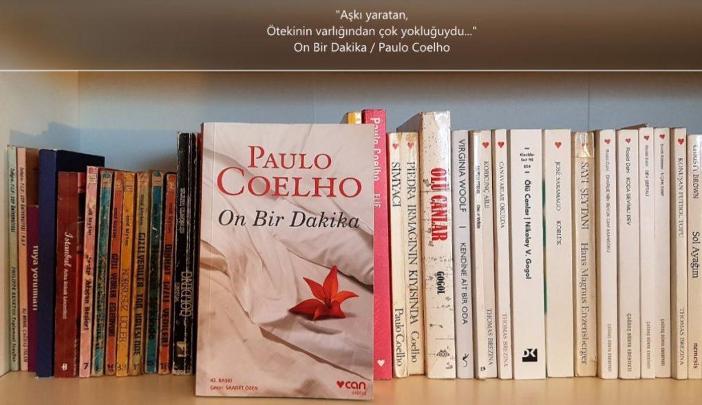 On Bir Dakika Paulo Coelho